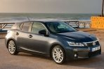Car specs and fuel consumption for Lexus CT CT