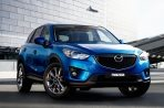 Car specs and fuel consumption for Mazda CX-5 CX-5