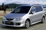 Car specs and fuel consumption for Mazda Premacy Premacy