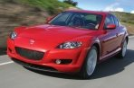 Car specs and fuel consumption for Mazda RX-8 RX-8
