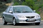 Car specs and fuel consumption for Mazda 323 sedan