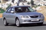 Car specs and fuel consumption for Mazda 626 sedan