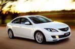 Car specs and fuel consumption for Mazda 6 sedan