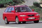 Car specs and fuel consumption for Mazda 626 stationwagon