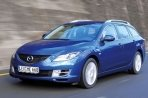Car specs and fuel consumption for Mazda 6 stationwagon