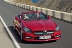 Car specs and fuel consumption for Mercedes SLK (R172)