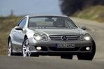 Car specs and fuel consumption for Mercedes SL (R230)