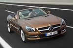 Car specs and fuel consumption for Mercedes SL (R231)