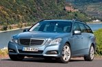 Car specs and fuel consumption for Mercedes E- class (S212)