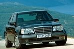 Car specs and fuel consumption for Mercedes E- class (W124)