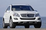 Car specs and fuel consumption for Mercedes ML (W164)