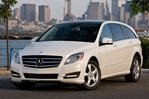 Car specs and fuel consumption for Mercedes R- class (W251)