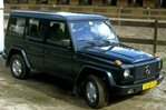 Car specs and fuel consumption for Mercedes G- class (W463)
