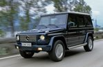 Car specs and fuel consumption for Mercedes G- class (W463) facelift