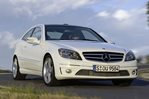 Car specs and fuel consumption for Mercedes CLC- class (cl203)