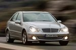 Car specs and fuel consumption for Mercedes C- class (w203)