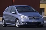 Car specs and fuel consumption for Mercedes B- class (w245)