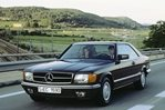Car specs and fuel consumption for Mercedes C126 C126