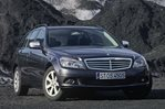 Car specs and fuel consumption for Mercedes C- class T-mod (s204)