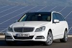 Car specs and fuel consumption for Mercedes C- class T-mod (s204) facelift