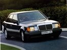 Car specs and fuel consumption for Mercedes W124 W124