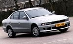 Car specs and fuel consumption for Mitsubishi Galant 7- series