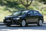 Car specs and fuel consumption for Mitsubishi Lancer Hatchback