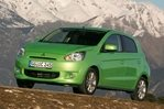 Car specs and fuel consumption for Mitsubishi Mirage Mirage