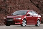 Car specs and fuel consumption for Mitsubishi Lancer Sedan