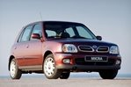 Car specs and fuel consumption for Nissan Micra 2- series (K11)
