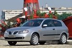 Car specs and fuel consumption for Nissan Almera 2- series
