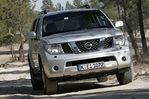 Car specs and fuel consumption for Nissan Pathfinder 3- series