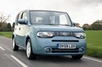 Car specs and fuel consumption for Nissan Cube Cube