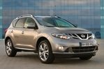 Car specs and fuel consumption for Nissan Murano Murano