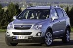 Car specs and fuel consumption for Opel Antara 2- series