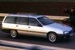 Car specs and fuel consumption for Opel Omega A- caravan