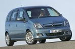 Car specs and fuel consumption for Opel Meriva A