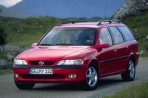 Car specs and fuel consumption for Opel Vectra B- caravan