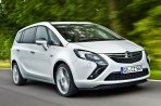 Car specs and fuel consumption for Opel Zafira C