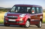 Car specs and fuel consumption for Opel Combo Combo D