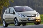 Car specs and fuel consumption for Opel Corsa D