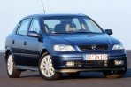 Car specs and fuel consumption for Opel Astra G