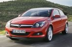 Car specs and fuel consumption for Opel Astra GTC- coupe