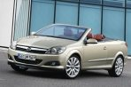 Car specs and fuel consumption for Opel Astra H- cabrio
