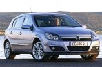 Car specs and fuel consumption for Opel Astra H