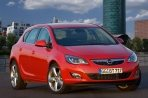 Car specs and fuel consumption for Opel Astra J