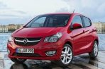 Car specs and fuel consumption for Opel Karl Karl