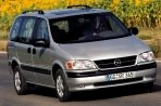 Car specs and fuel consumption for Opel Sintra Sintra