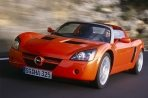 Car specs and fuel consumption for Opel Speedster Speedster