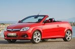 Car specs and fuel consumption for Opel Tigra Tigra- cabrio